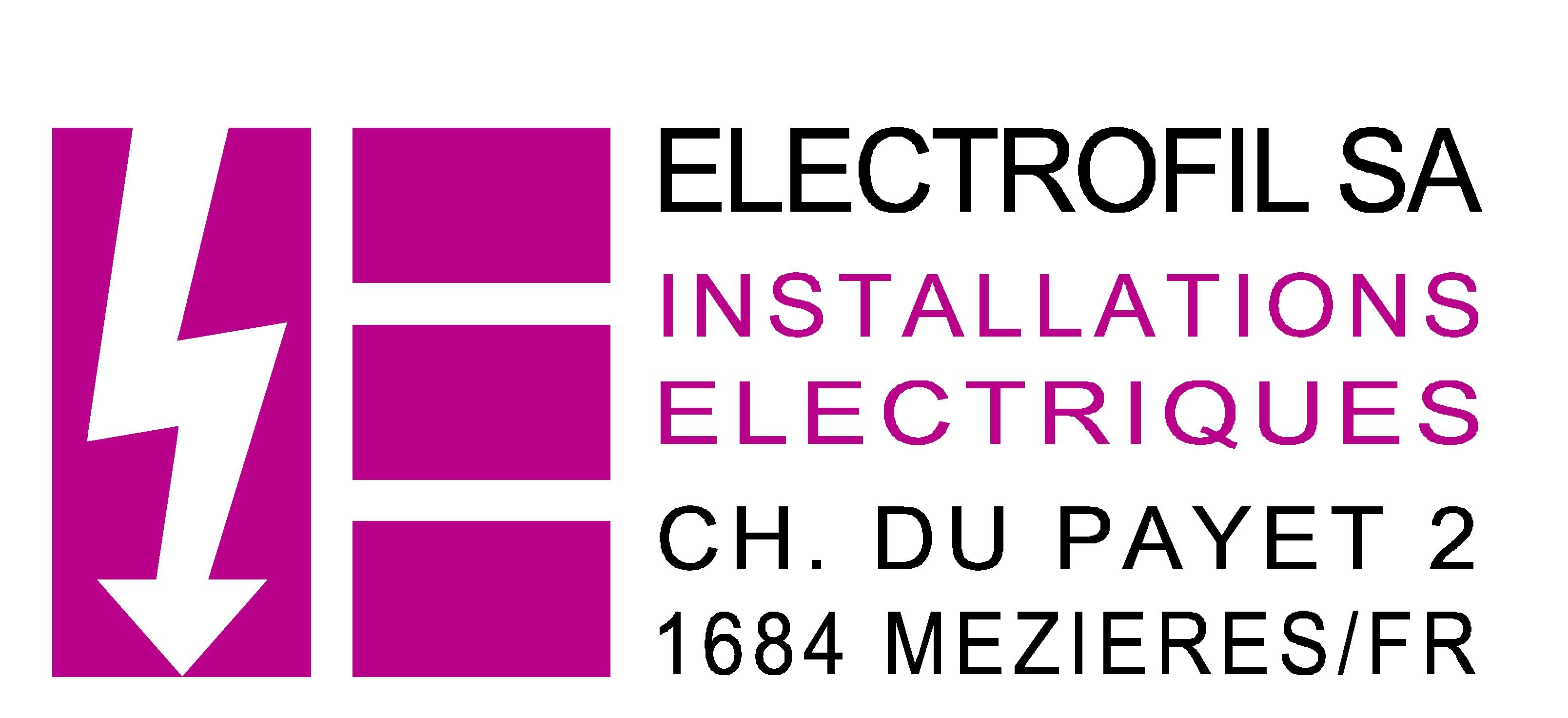 Electrofil SA Logo